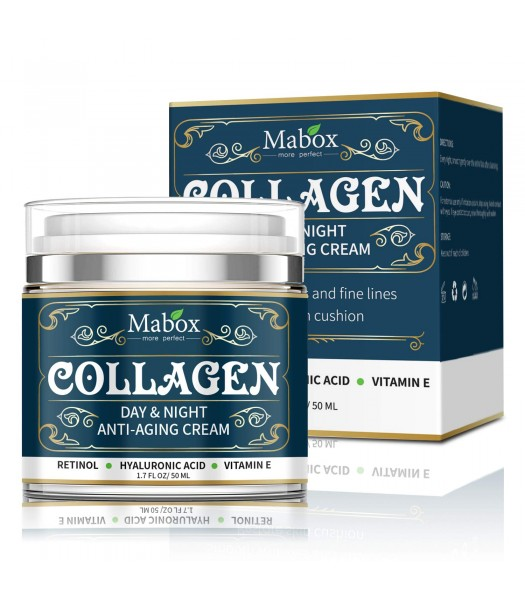 Mabox collagen krema